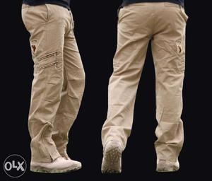 Cargo Tactical cargo pant khaki (Brand New)