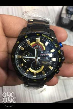 Edifiece watch for men brand new watch with