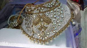 Gold And Diamond Accessories