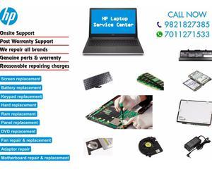 HP Laptop Service Repair Center Naraina Industrial Village