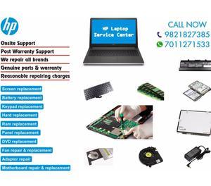 HP Laptop Service Repair Center Vikas Puri-  New