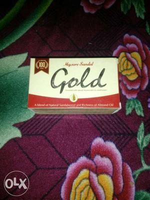 Mysore sandal gold soap A blend of Natural