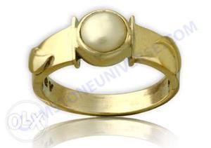 Sucha moti gold ring