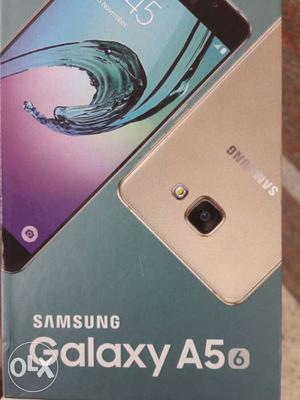 2minths old New Samsung A5 black with very good