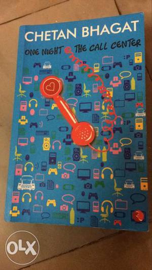 Chetan Bhagat One Night The Call Center Book