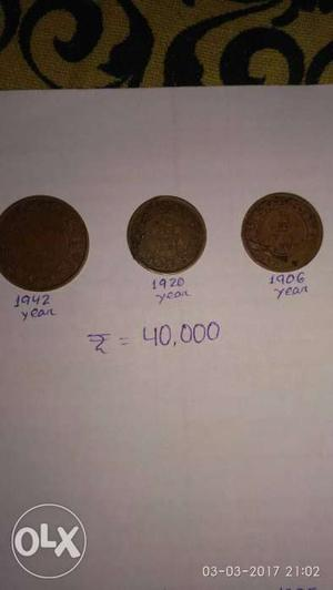 Oldest coins of india made of Tamba