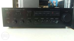 Yamaha stereo amplifier per channel  made in Japan