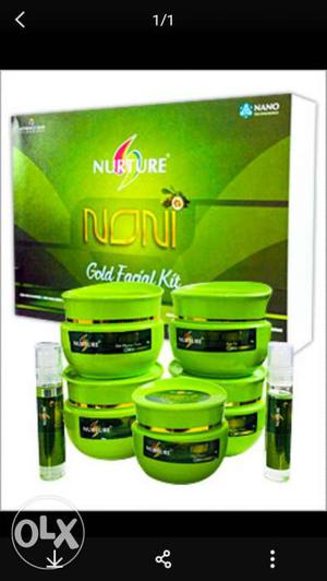 A complete facial kit with the goodness of Noni.