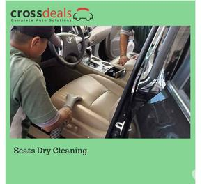 Book Car Dry Cleaning Service Just Rs.348 in Delhi NCR Delhi