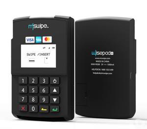 *Mswipe credit card machine for any savings