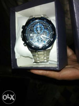 New Casio watch not yet used least price no