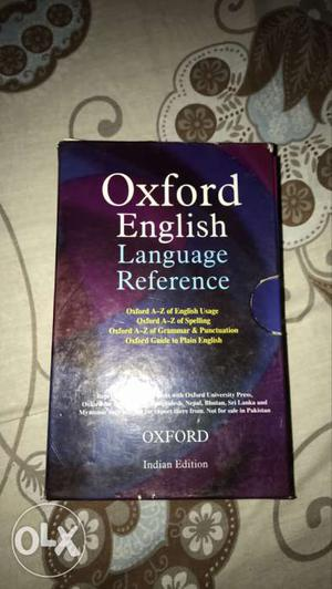 Oxford English Language Reference Book