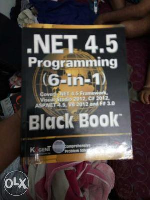 Dotnet 4.5 programming Black Book