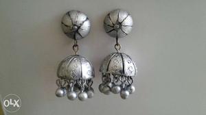 Terracotta earring. Medium size. less weigt