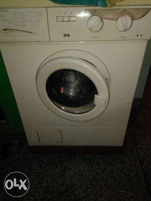 Beige Ifb Front Load Washing Machine