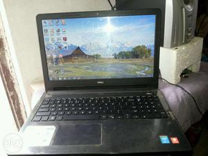 Dell core i3 laptop its osm 10 months olds 1 Tb