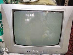 Gray Onida Widescreen Crt Tv
