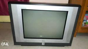 LG FLATRON Colour TV in running condition...
