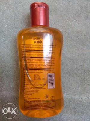 Body Wash Bottle