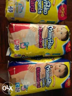Mammy poko daipers at ₹320only + free home