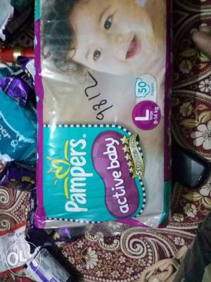 Pampers baby daipers bought by mistake selleng at