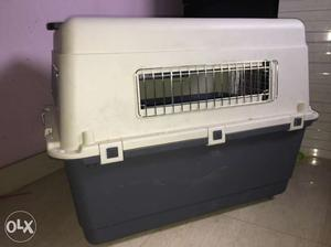 IATA approved dog cage for airport purpose. can