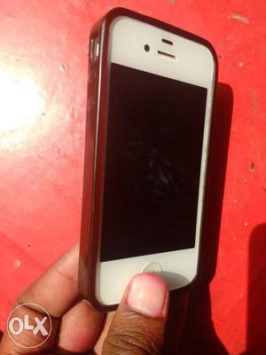 Apple iPhone 4S mobile phone 11 months old all