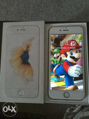 IPhone 6s 64 GB, 11 Months old with bill and all