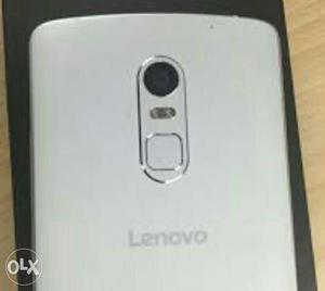 Lenovo K4 note white colour. Lady used. No