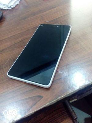 Mi4i 1 year 2 months old phone. Good condition.