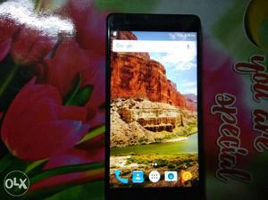 New Lenovo Vibe K5 note 4GB ram and 32GB ROM