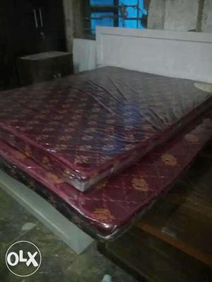 New one mattress for  both for