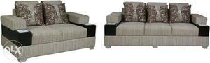 New sofa set luxury homes apartment and office