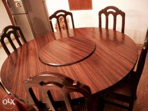Revolving Dining Table Top Alasweaspire