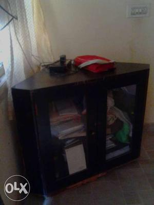 Tv Table or Book Cupboard 2 in 1 for sale, Very