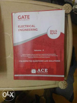 ACE academy pblication for electrical engg vol. 1& 2