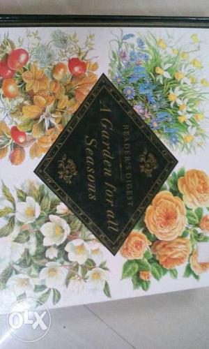 Best book to know the diversity of flowers and