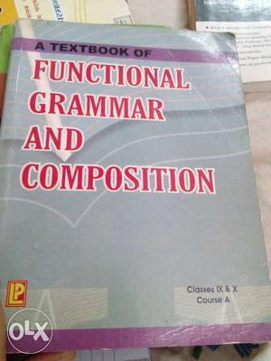 Functional Grammar And Composition Book