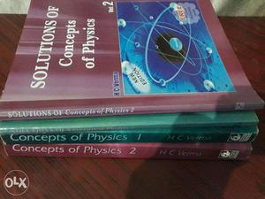 HC verma concept of physics for iit jee