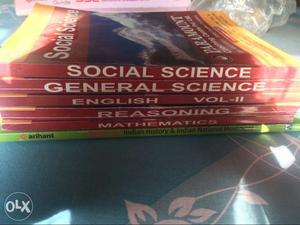 Paramount books for govt exams preparation along
