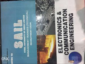 Sail Electronics And Communication Engineering Book