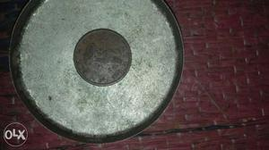 1 paise coin which is very rare. it is in half