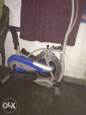 Buy Gym cycle at efficient cost just 6-1 yr old.
