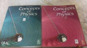 Jee, Neet, Gujcet Physics Hc Verma Part 1 & 2