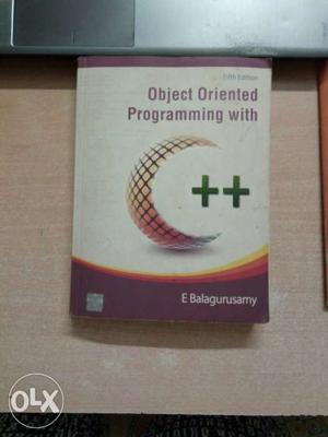 Object Oriented Programming With Book