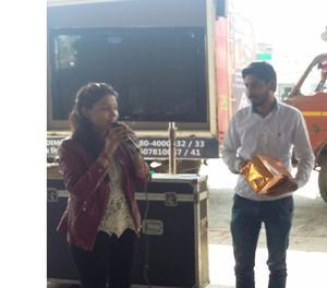 ROAD SHOW Manager in Haryana, Punjab, Chandigarh Rohtak