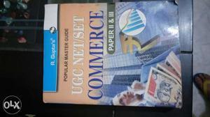 UGC NET/SET Commerce Book