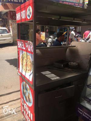 Bhel Pur Food Stall