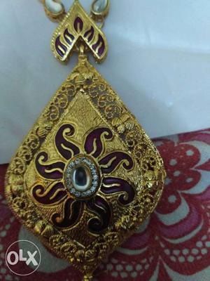 Antique Jewellery Set Brand New Necklace with