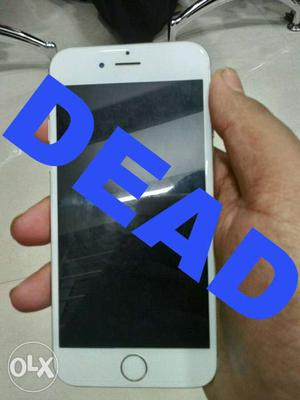 Dead i want to sell my iphone 6
